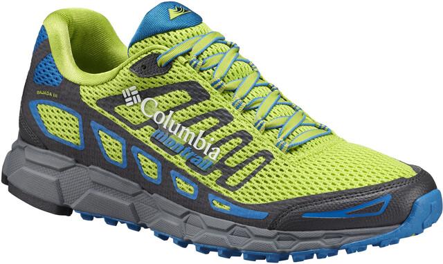 059e6c5b5f1f homme columbia iii chaussures de running blau